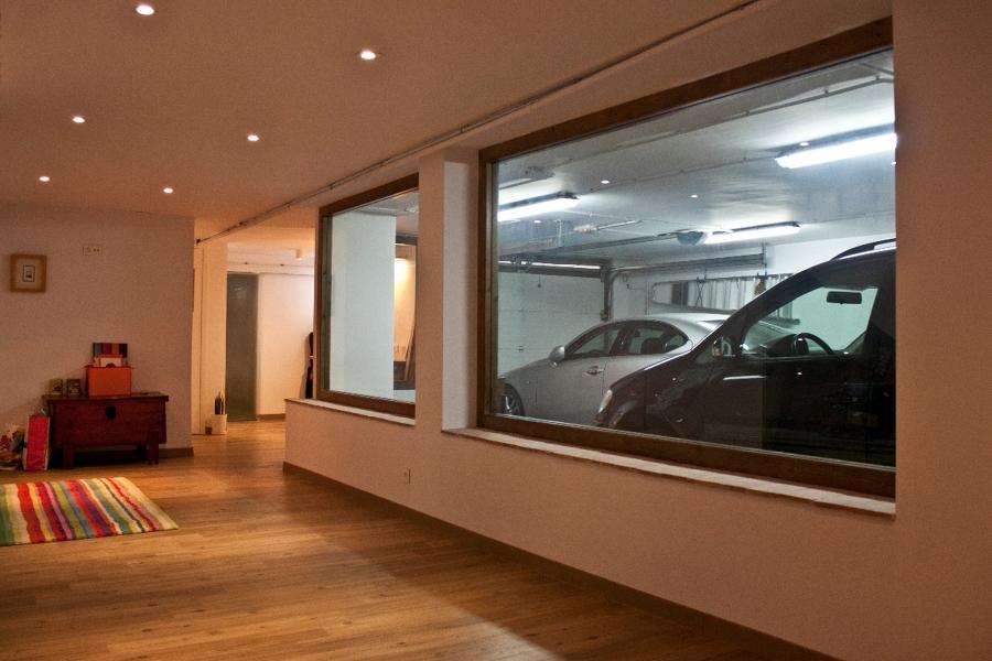 Foto Adaptacin de Semistano a Garaje y Apartamento 2