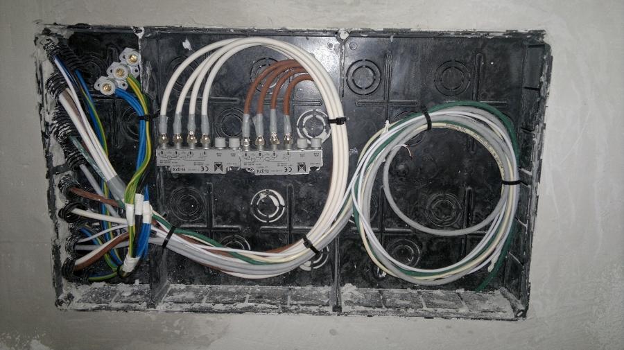 Foto Caja Telecomunicaciones de Electricidad Yeiba