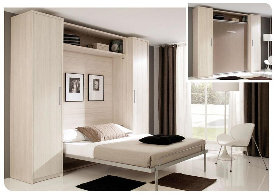 Foto Cama Abatible de 135 Cm x 190 de Muebles Y Mudanzas