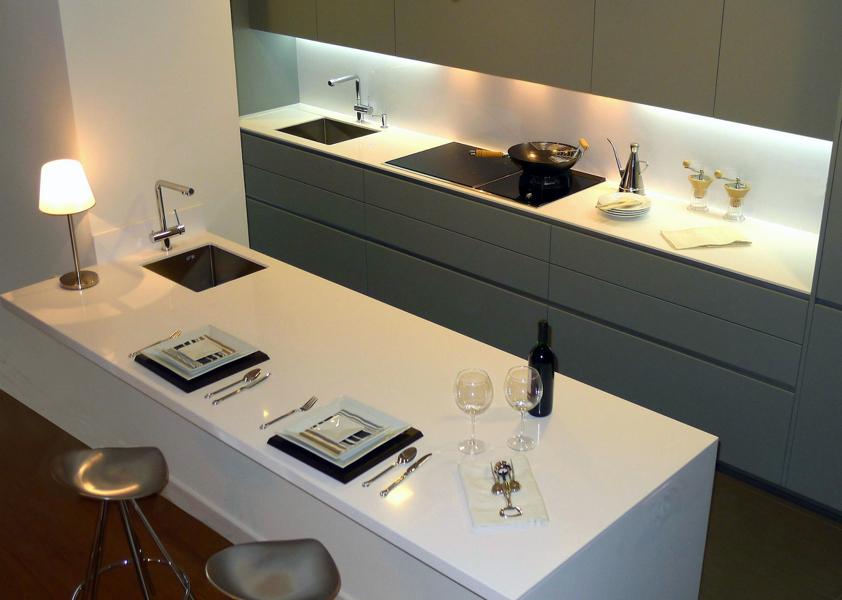 Foto Cocina en Semiisla de Pere Len Interiorismo y