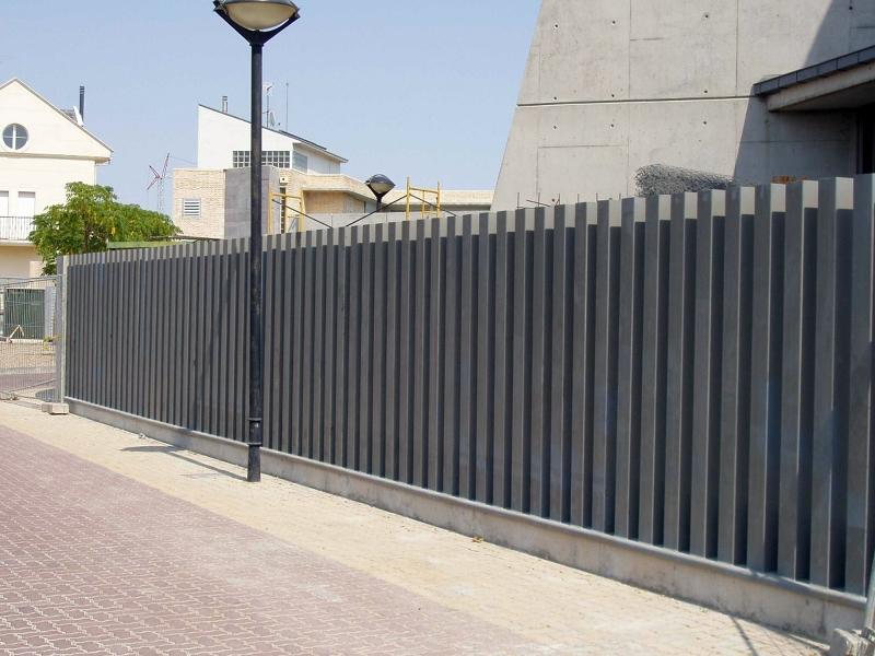Foto 22 Cerramiento Chalet de Armesc Cerrajera 364117
