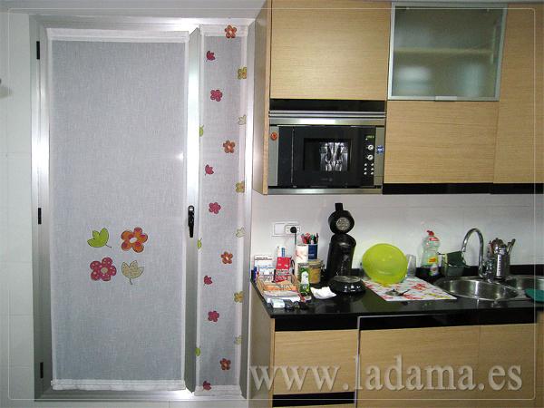 Foto Visillos para Cocina de La Dama Decoracin 173162