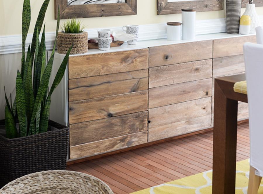 Foto Mueble Aparador Besta de Ikea de Miguel Sureda