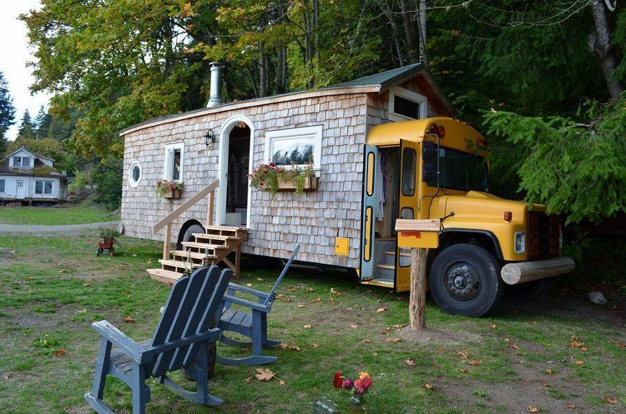 casa autobus