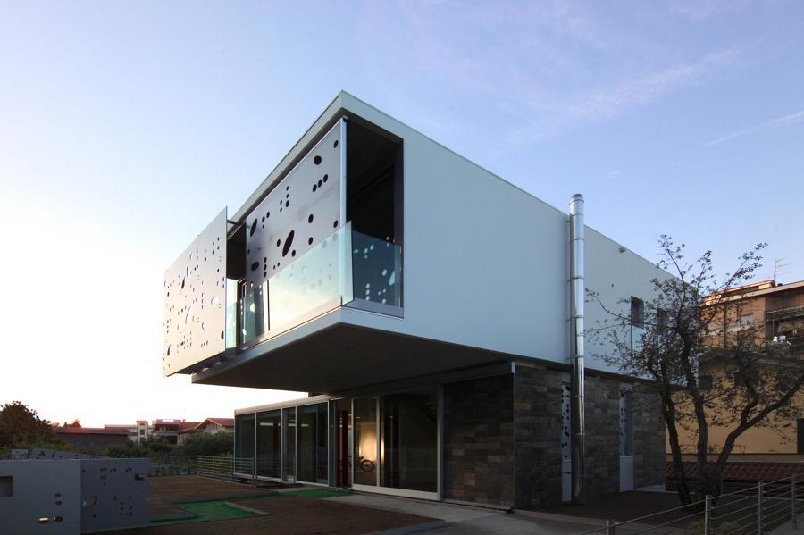 10 Casas Innovadoras Hechas de Aluminio  Ideas Arquitectos