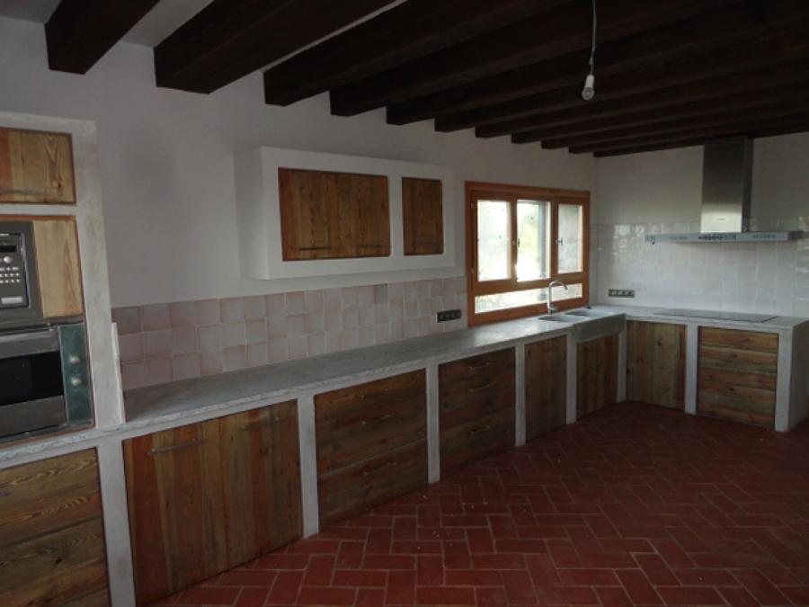 Foto Cocina Rstica de Muebles De La Granja 782633  Habitissimo