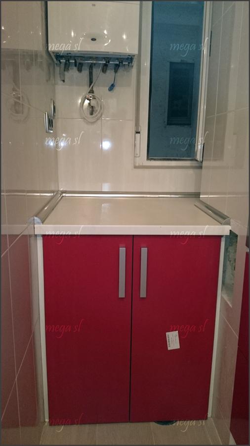 Foto Detalle Mueble de Cocina para Lavadora de Mega SL