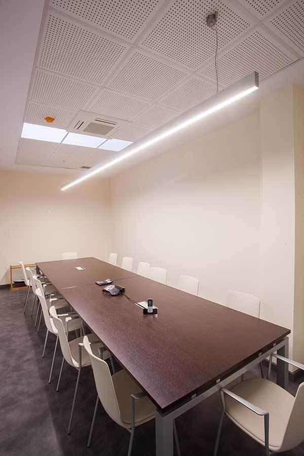 Iluminacin Led en Oficina  Ideas Artculos Decoracin