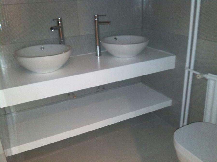 Foto Instalacion con Doble Lavabo y Doble Encimera de Jdreformas 899130  Habitissimo