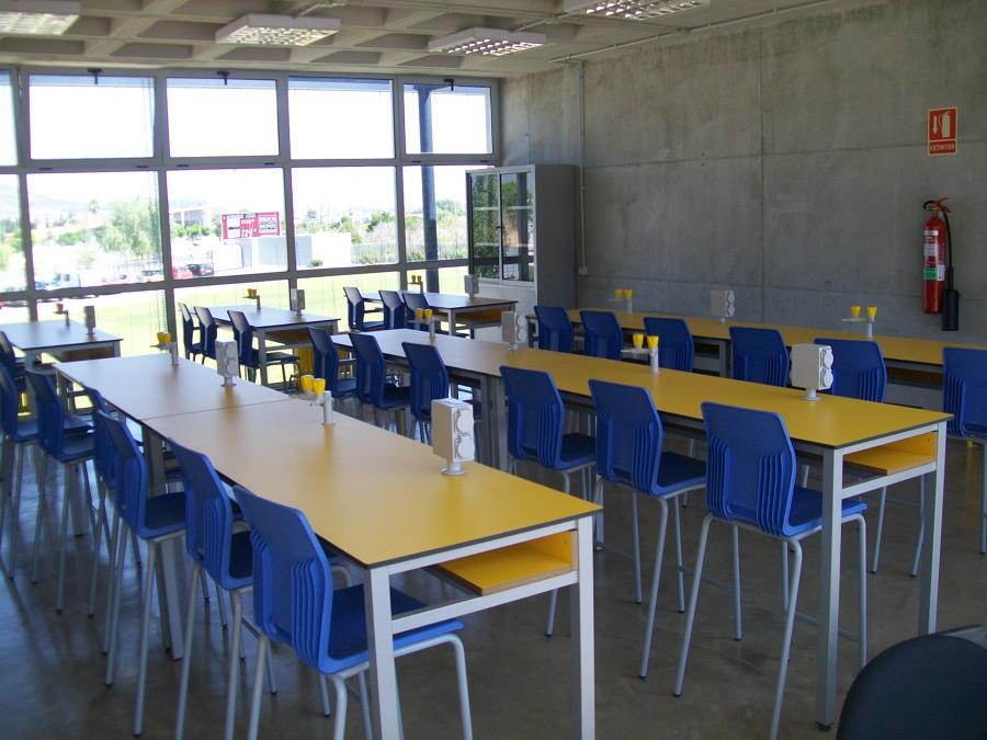 Foto Laboratorio Escolar de AiD Mobiliari 858970