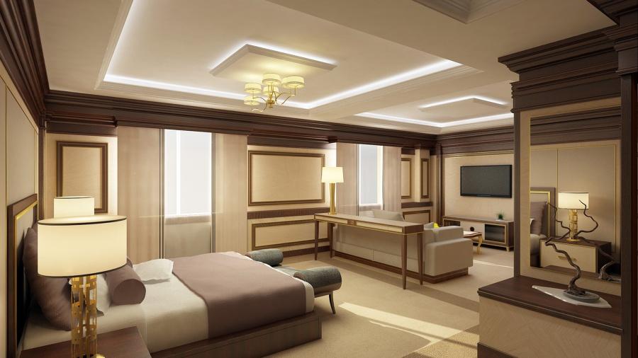 Foto Suite Presidencial Hotel de Dedalo Decor 479475
