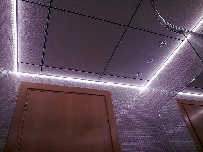 Foto Techo con Iluminacion Led de Reus Led 2010 368971