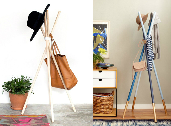 Foto Ideas de Perchero Diy Caballete de Anna Gaya 924865
