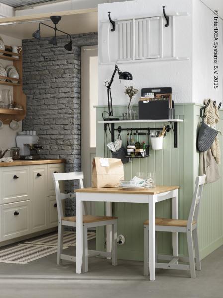 Cocina Ikea Real