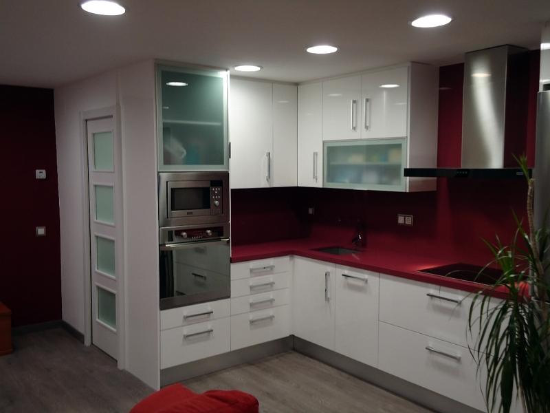 Foto Reforma Integral Cocina con Estructura Interior