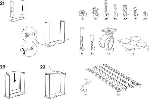 Foto: Instrucciones de Ikea de Rox Comunicación #862313