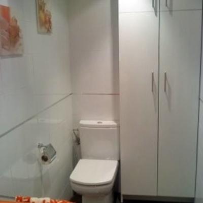 Hacer mueble para lavadora y secadora  Vigo Pontevedra
