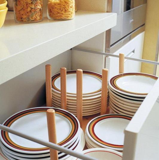 cmo organizar cajones de cocina 8  Handspire