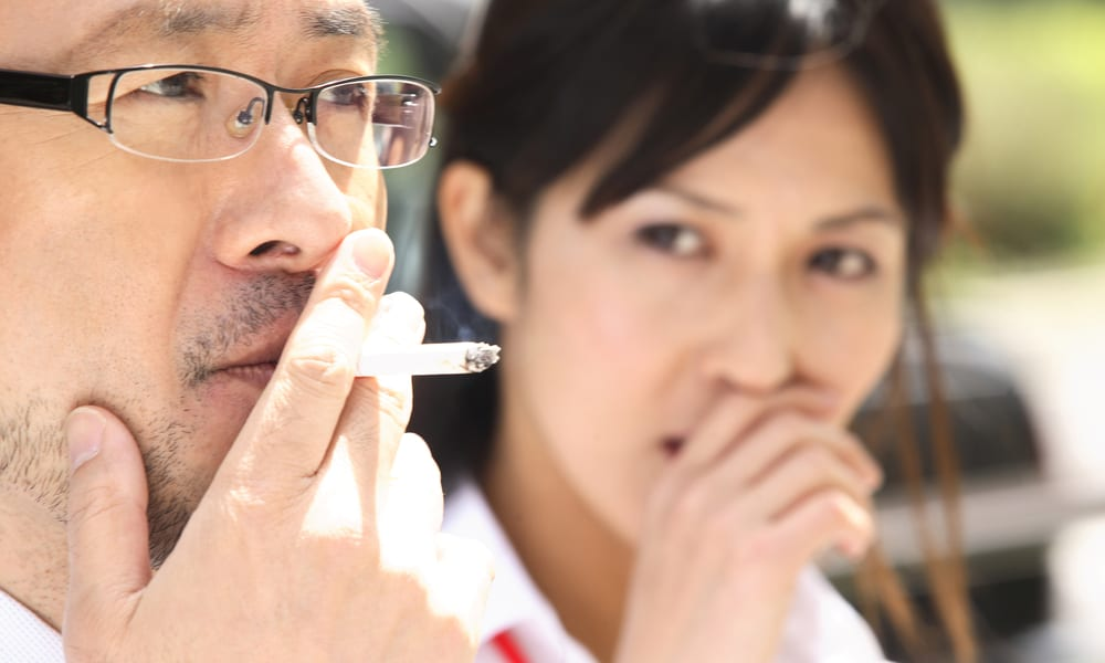 Japanese Company Giving Non-Smokers Extra Days Off In Lieu Of Cigarette Breaks
