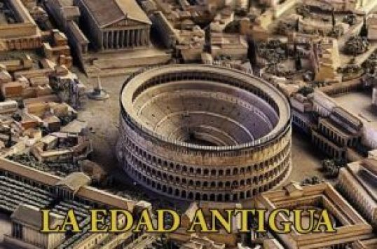 La Edad Antigua