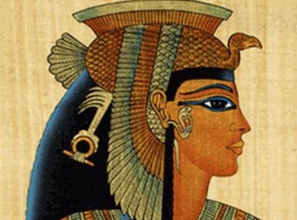 Cleopatra la reina egipcia que cautivaba con su belleza