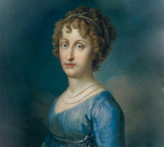 María Antonia de Nápoles la primera esposa de Fernando VII de España