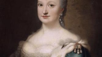 Mariana Victoria de Borbón hija de Felipe V