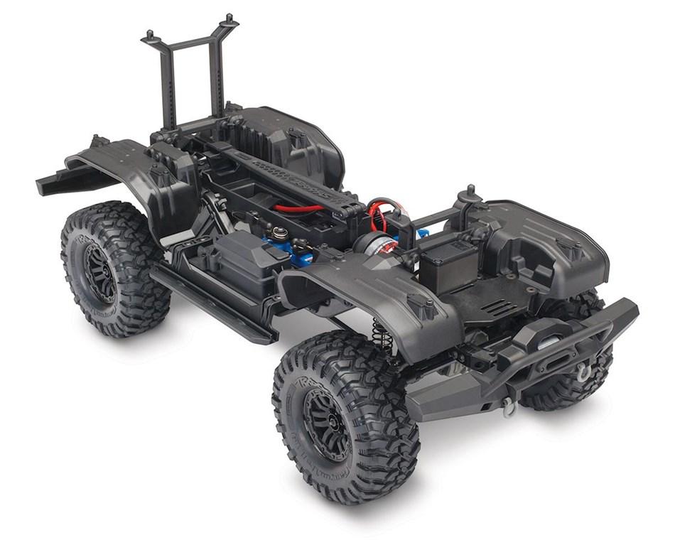 Los coches teledirigidos de moda: Los coches RC Crawler