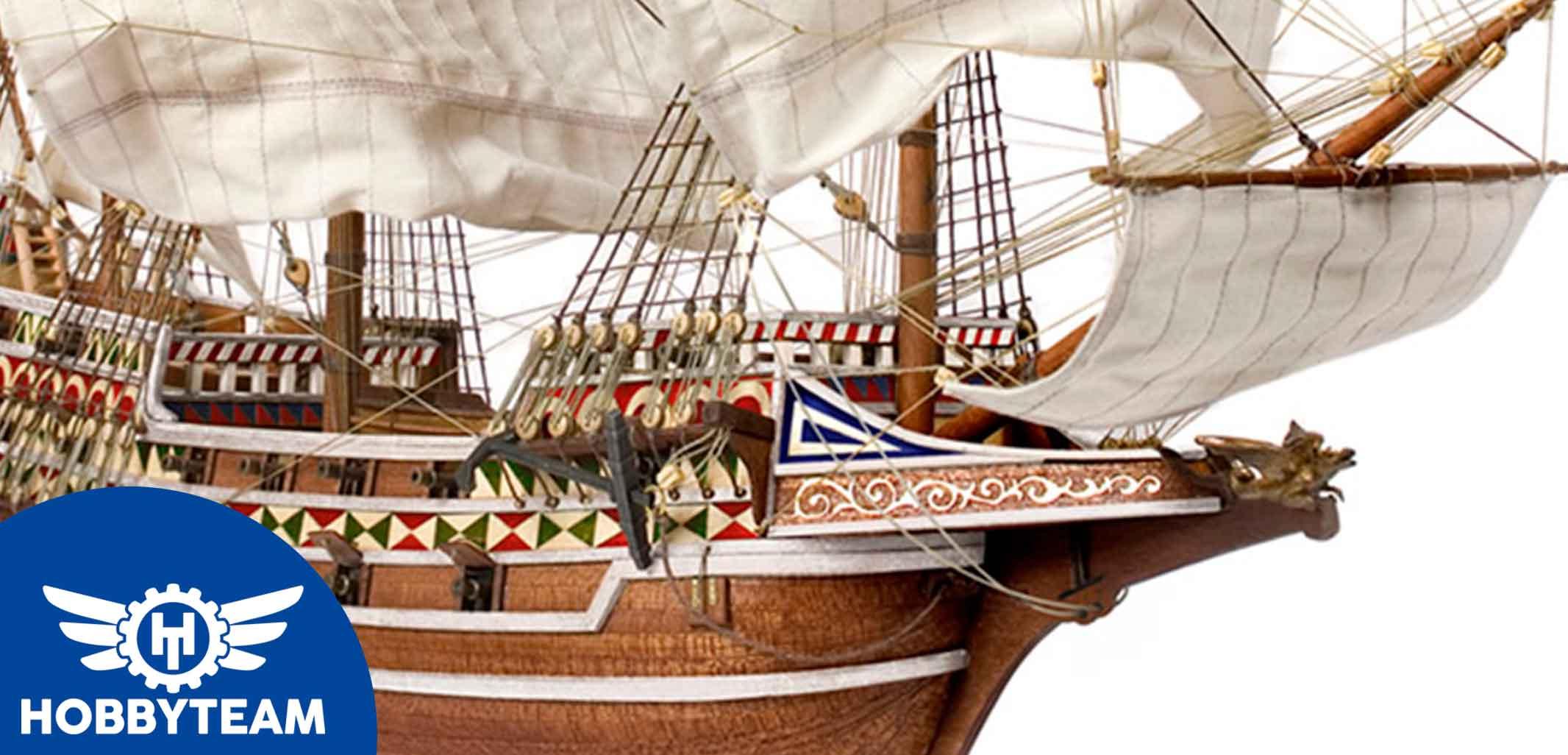 Los mejores tips para pintar mi maqueta de modelismo naval.