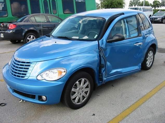 Las indemnizaciones pasadas por choques de autos pueden afectar al valor de los casos. Auto involucrado en un caso por accidente en Miami, el cual resolvimos en $325,000.