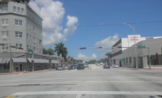 Calle 17ª y Alton Road, South Beach (Miami Beach)