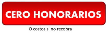 Cero Honorarios