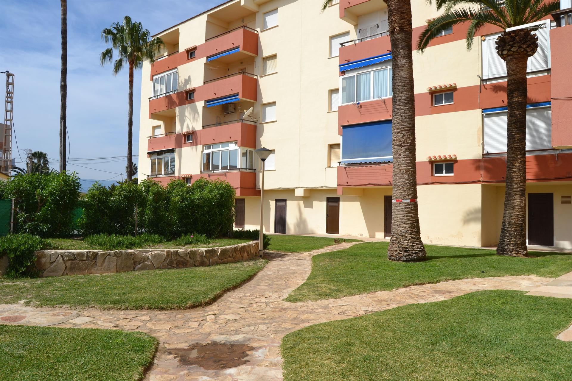 Deniasol es una inmobiliaria en denia de alquiler vacacional. Alquiler Apartamento en Denia - Ref. Eden Playa - Playa ...