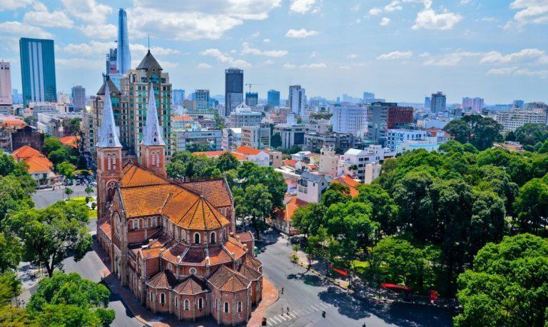 Ciucad de Ho Chi Minh - mejor epoca para viajar a vietnam