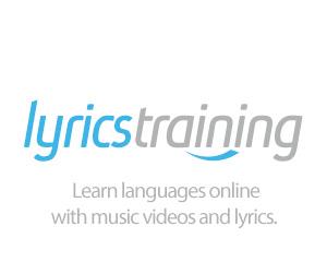 Resultado de imagen de http://es.lyricstraining.com/
