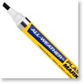 Marcador All Weather para etiquetas de plástico