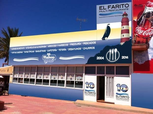 Restaurante El Farito en Chiclana de la Frontera  Menusnet