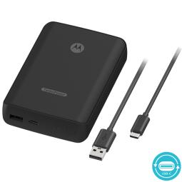 Motorola TurboPower Backup Pack- 10,000 mAh Portable Charger