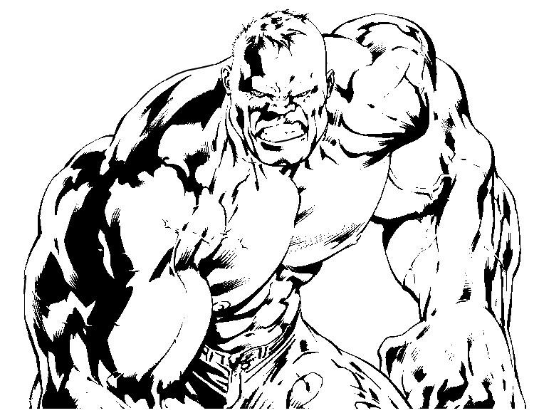 223 dibujos de Hulk para colorear Oh Kids Page 9