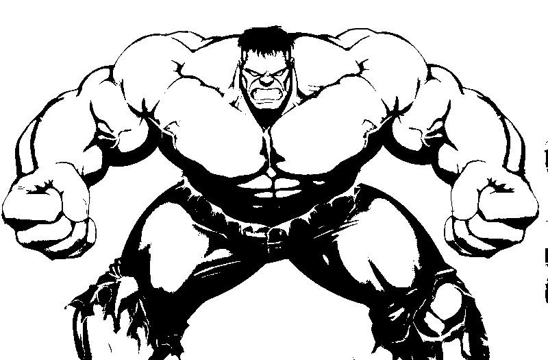Dibujos De El Increible Hulk Para Colorear Auto Electrical Wiring