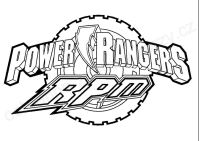 214 dibujos de Power rangers para colorear | Oh Kids | Page 3
