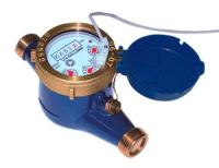 Water Meter for Totalization and Rate