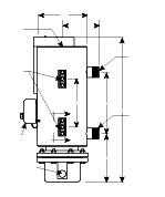 Gas Circulation Heater
