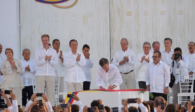 1.5 millones de dlares por planificar evento con FARC en Cartagena