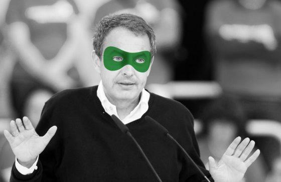 """Exponen a José Luis Rodríguez Zapatero: """"siempre estuvo al servicio de Maduro"""""""