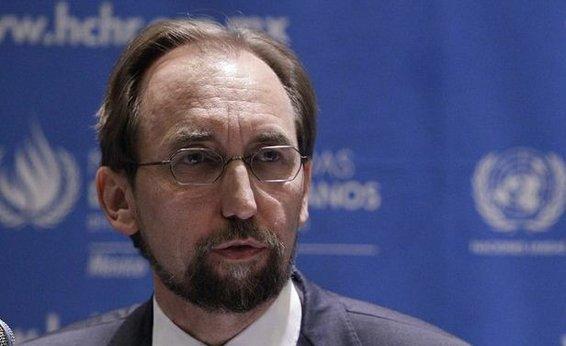 Alto comisionado de la ONU para los derechos humanos