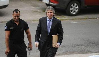 El exvicepresidente de Cristina Kirchner, Amado Boudou, quedó detenido esta mañana. (Twitter)
