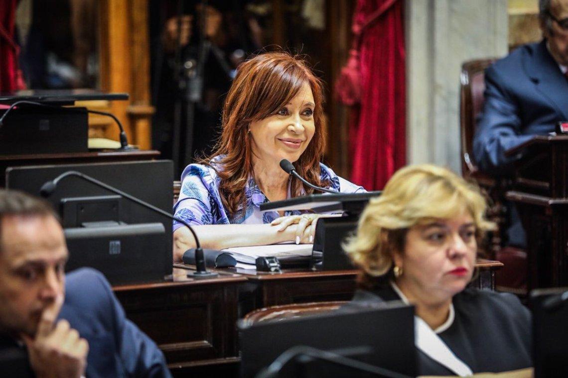 Cristina Kirchner Macri
