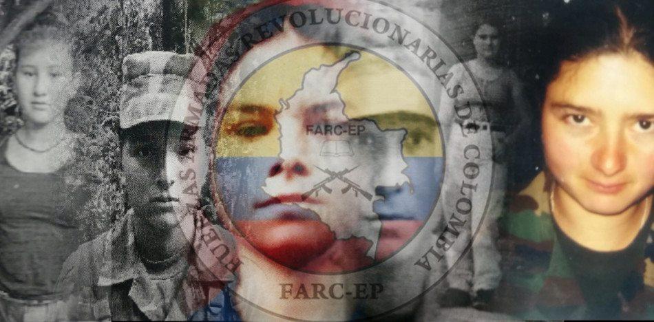 La Corporación hizo una seguidilla de tuits en la que expone a la luz pública fotos y describe a las diferentes mujeres que fueron objeto de abuso sexual y violación al interior del Frente 47 de las FARC. (Fotomontaje PanAm Post)