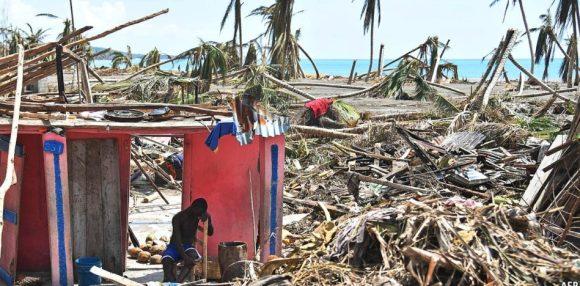 Cuando la isla fue azotada por el terremoto catastrófico del 2010 que cobró más de 316.000 vidas